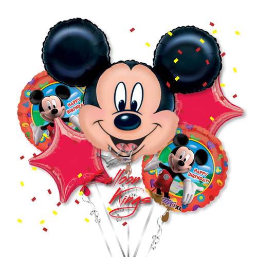 Mickey Bouquet