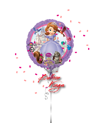 Sofia The First Round