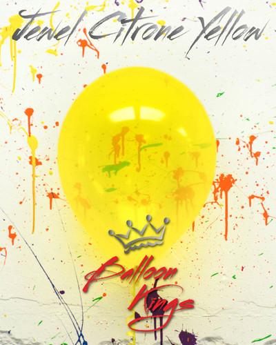 11in Jewel Citrone Yellow