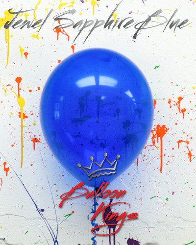 11in Jewel Sapphire Blue