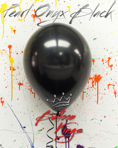 11in Pearl Onyx Black