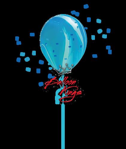 11in Blue Superagate
