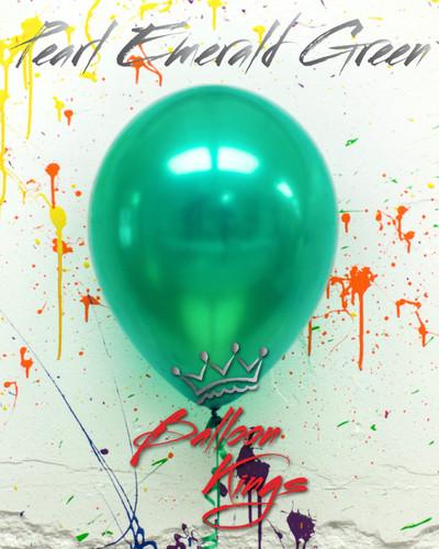 16in Pearl Emerald Green