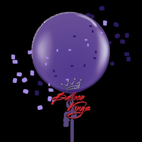24in Standard Purple