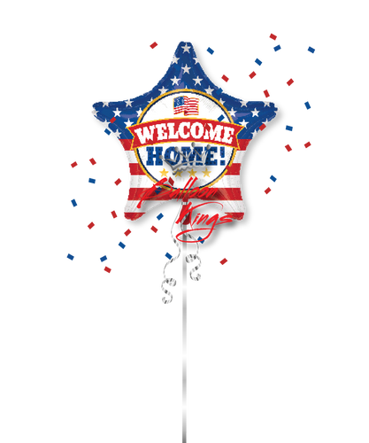 Welcome Home Patriotic