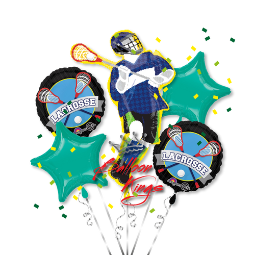 Lacrosse Champion Bouquet