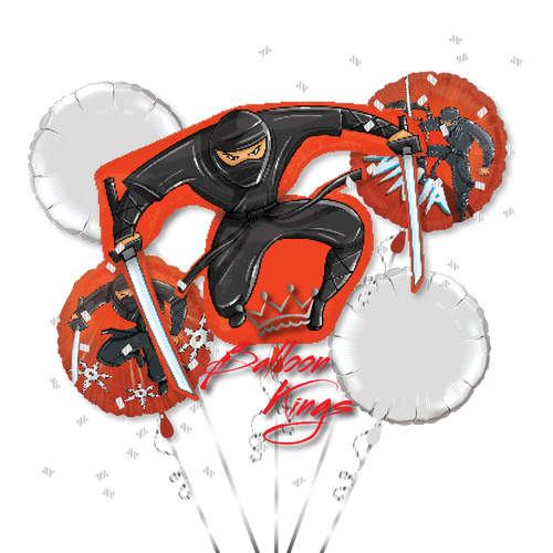 Ninja Bouquet