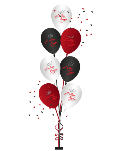 Trees of 7 Balloons
