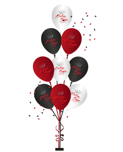 Trees of 9 Balloons