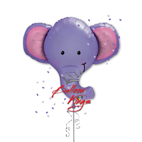 Cute Elephant (D)