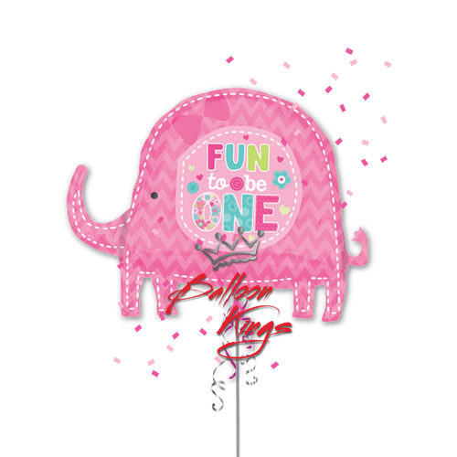 Fun To Be One Elephant (D)