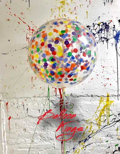 24in Confetti Balloon