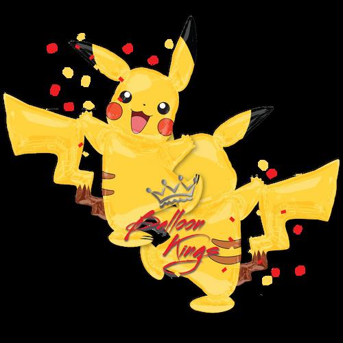 Pikachu Airwalker