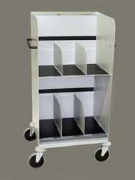 "Cassette and Film Cart 41"" (without work top)"