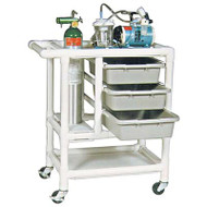 MRI Emergency Cart