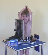 Pigg-O-Stat Immobilizer X-Ray
