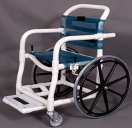 Self Propelled MRI Wheelchair