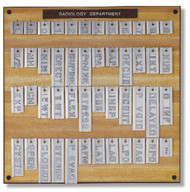 """The Deluxe Enclosed Marker Set (1/4"""")"""