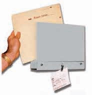 X-Ray Film and Chart Holder (HIPAA)
