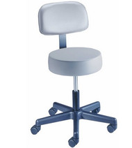 Value Plus Spinlift Stool with Backrest