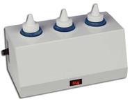 Gel Warmer Triple 250ml Bottle Unit