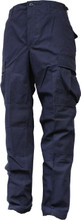Propper Navy Blue BDU Pants 100% Cotton Rip-Stop