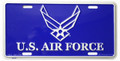 US Air Force License Plate