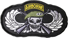 Airborne Wings Patch