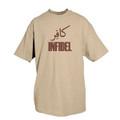 Tan Infidel T-Shirt