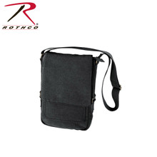 Military Style Canvas Tablet Case Black