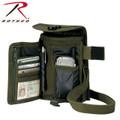 Venturer Canvas Travel Portfolio Bag OD