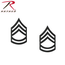 Sergeant First Class Subdued Pins