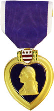 Purple Heart Medal