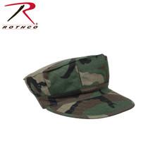 Rothco Woodland 5 Point Marine Corps Cap