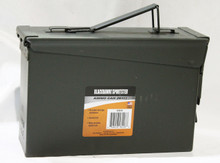 30 Cal Ammo Can Blackhawk New Side View.
