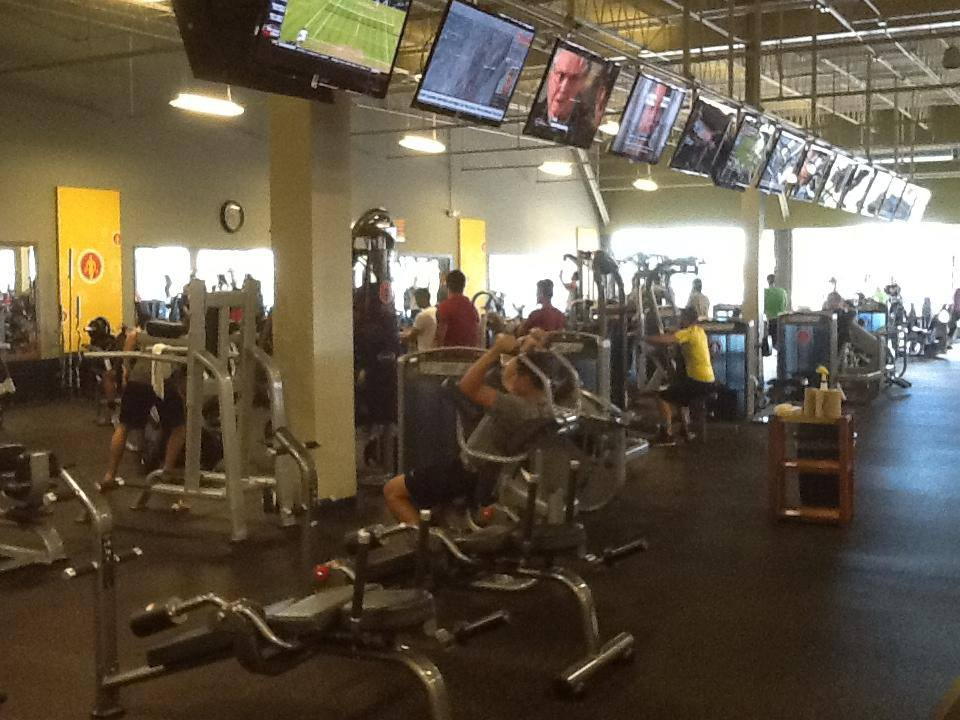 Gold's Gym Express - Normal, IL Installation by Supreme Audio