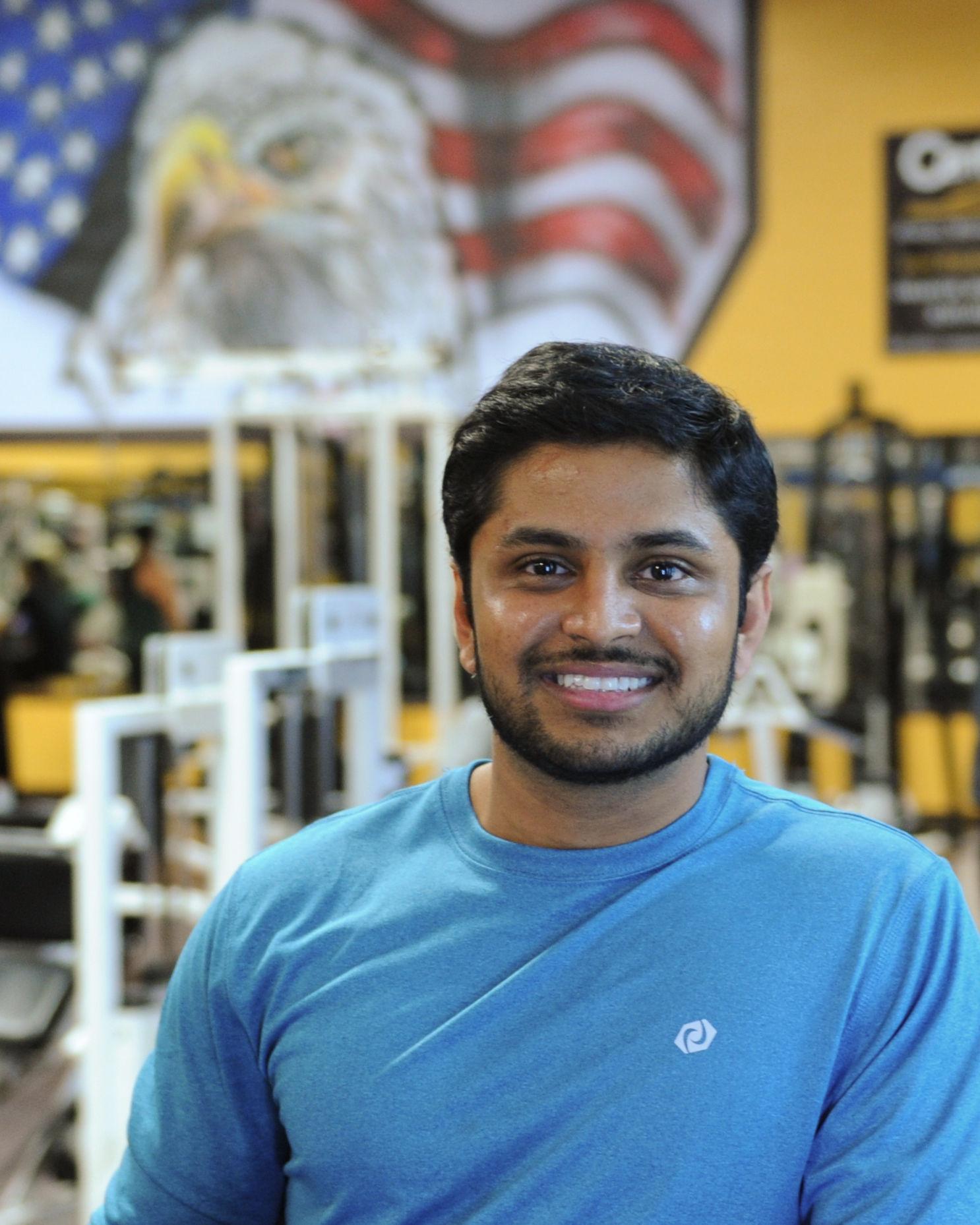 Jay Patel, Owner, American Fitness Gym