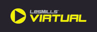 Example of LesMills Virtual logo for Gobo