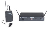Samson Concert 88 Headset - 16-Channel True Diversity UHF Wireless System with Samson LM5 Lavalier Mic
