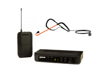 Shure BLX UHF System(BLX4 Receiver + BLX1 Beltpack) + Cyclemic CM11H-SH - $629.99