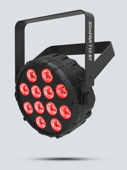 Chauvet SlimPAR T12 BT Bluetooth® LED Wash Light