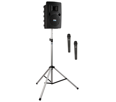 Anchor Audio Liberty LIB2-BP2 - BASIC Package 2 - Liberty Basic Package 2 includes LIB2-XU2, SS-550, and choice of 2 wireless handheld mics and/or headband and lapel mics with beltpacks