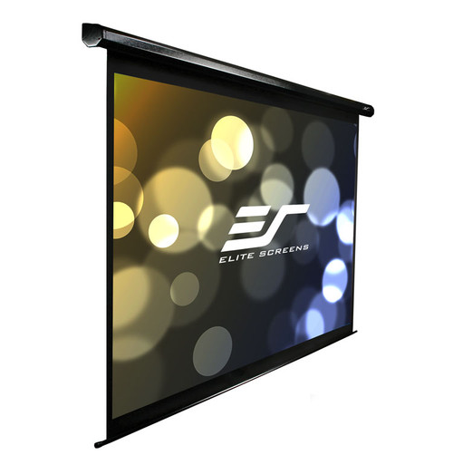 """Elite Screens VMAX110UWH2 VMAX2 Series Electric Projector Screen: 110"""" Diagonal 16:9 format - 54"""" X 96"""". 2 year limited warranty by Elite Screens."""