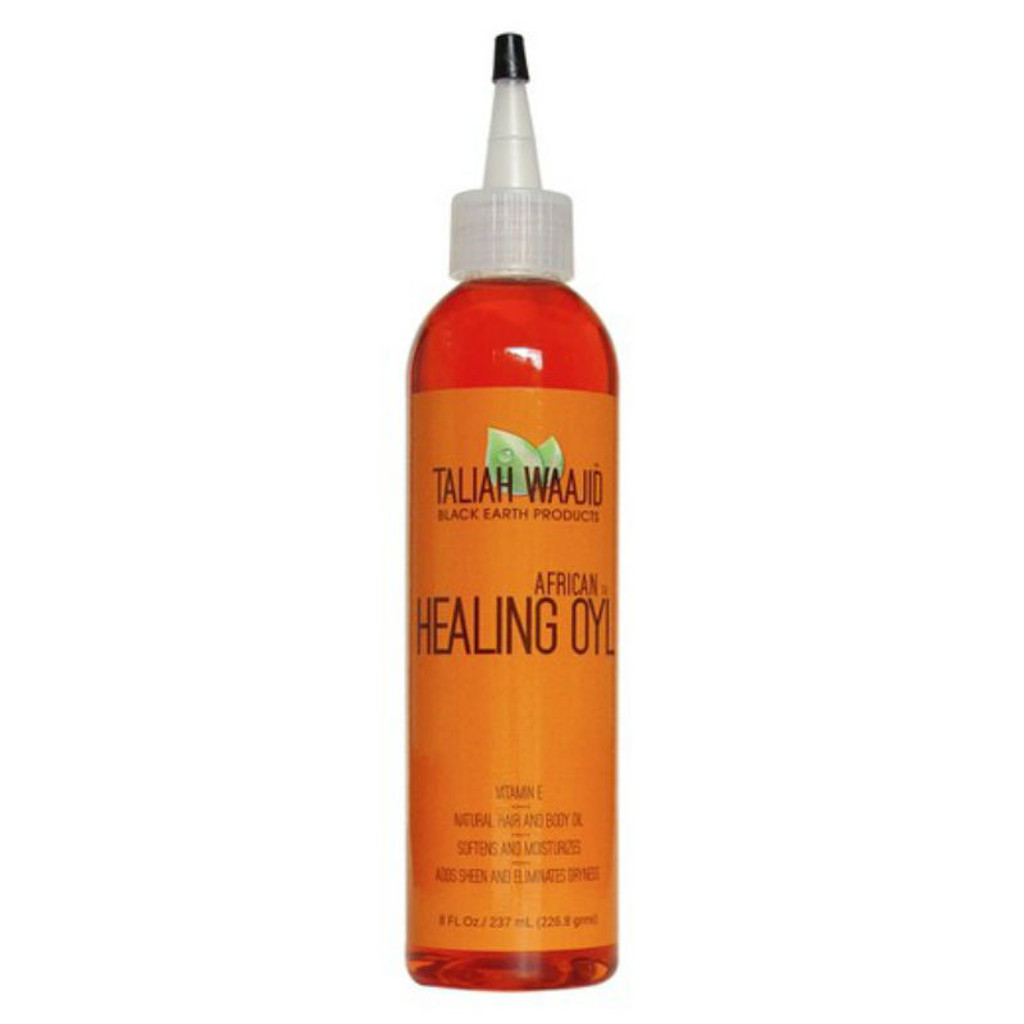 Taliah Waajid Black Earth Products African Healing Oyl (8 oz.)
