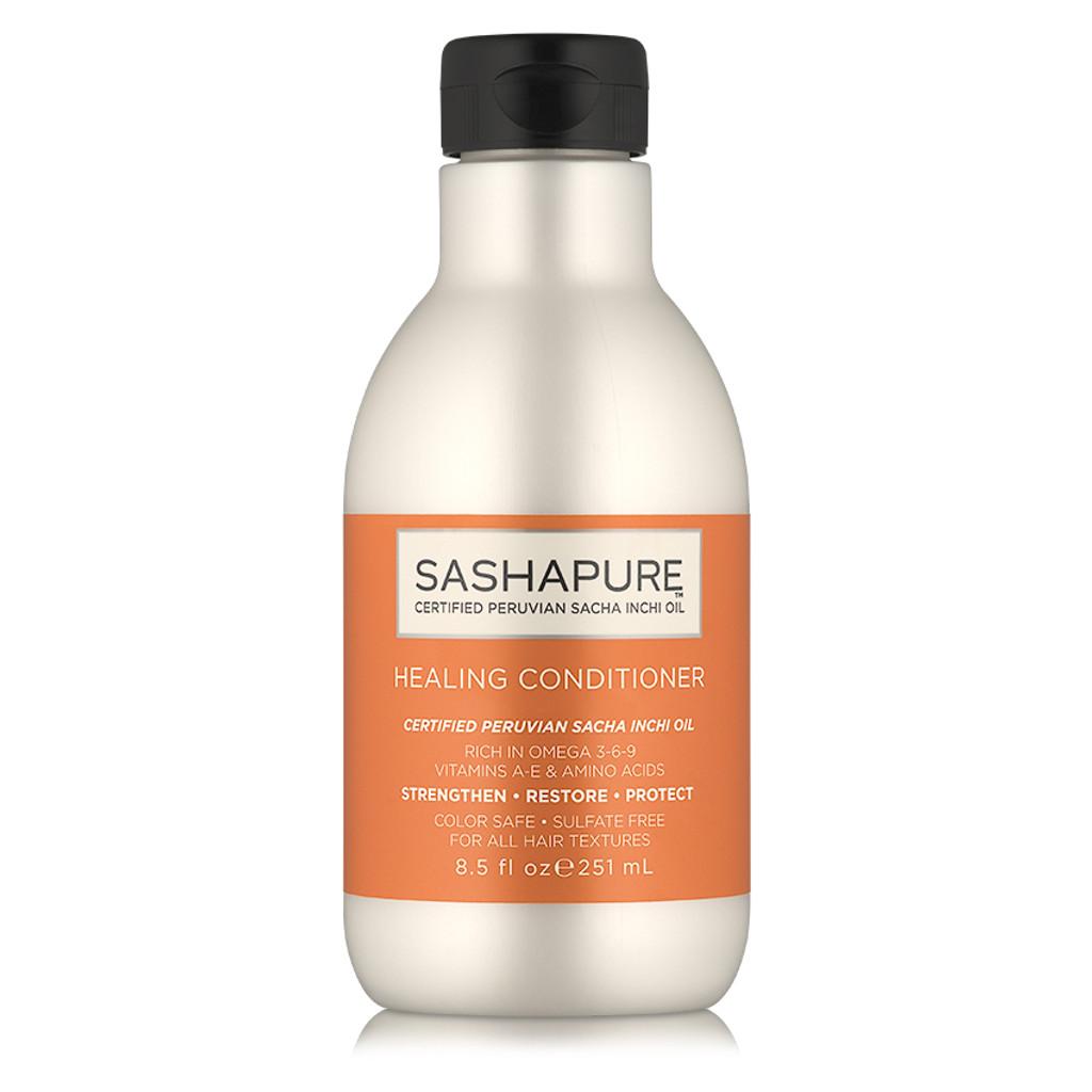 Sashapure Healing Conditioner (8.5 oz.)