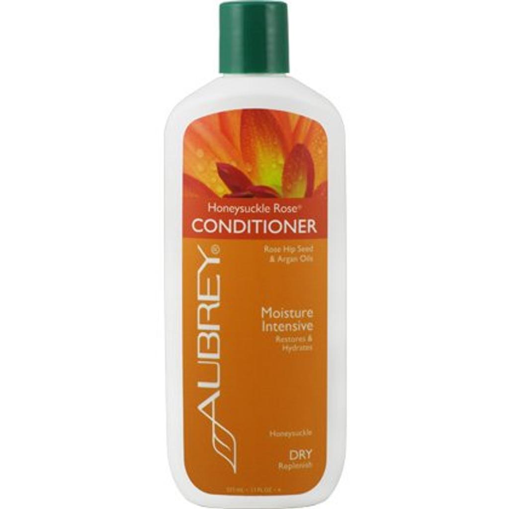 Review: Aubrey Organics Honeysuckle Rose Conditioner (11 oz.)
