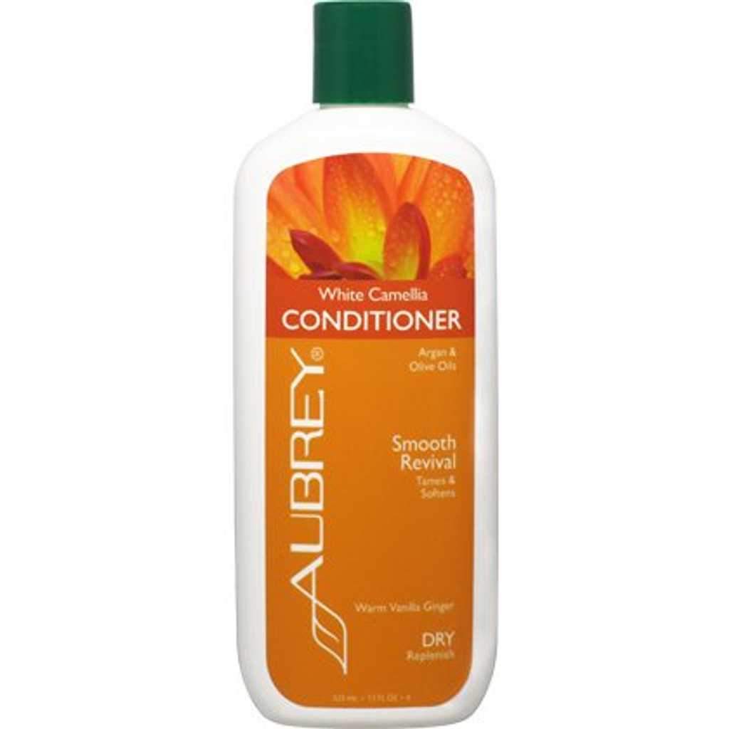 Review: Aubrey Organics White Camellia Conditioner (11 oz.)