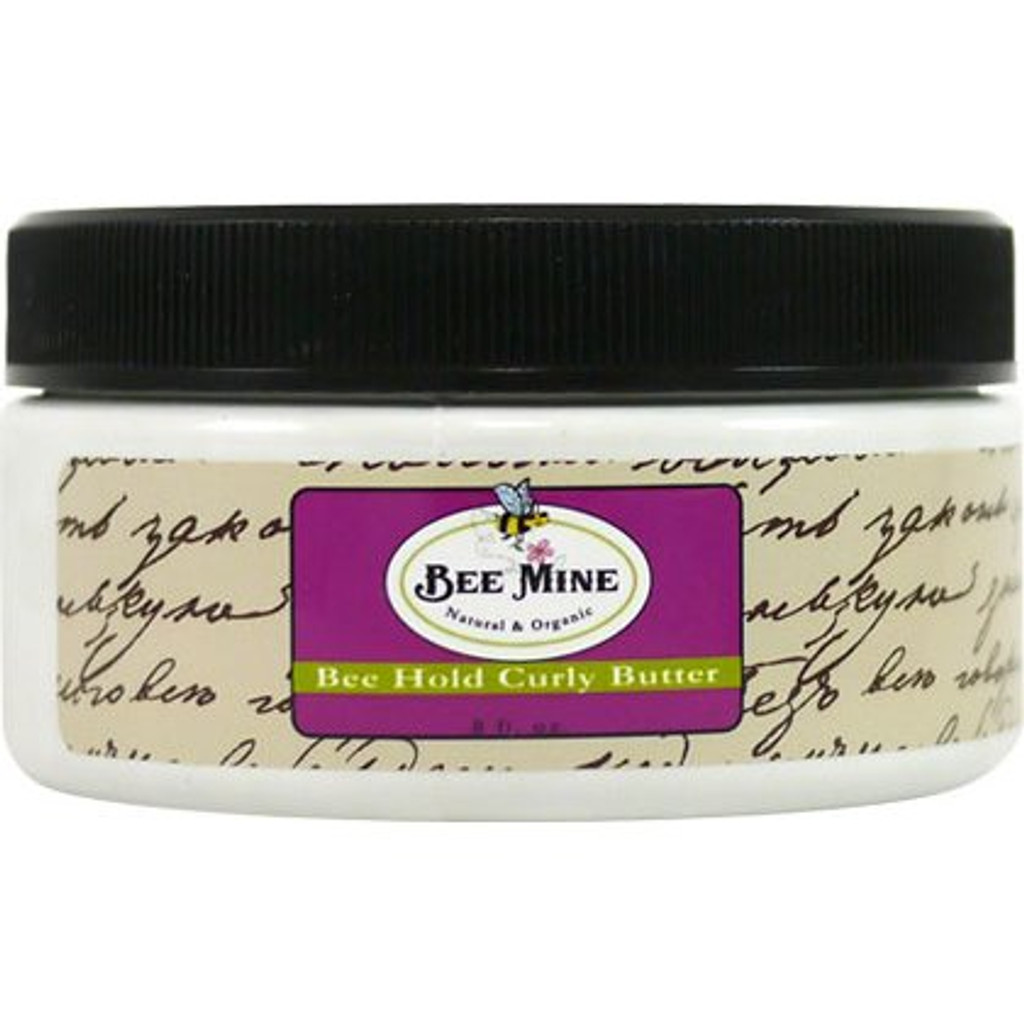 Bee Mine Bee Hold Curly Butter (8 oz.)