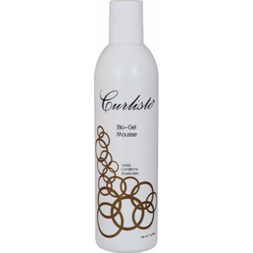 Curlisto Bio-Gel Mousse (7 oz.)
