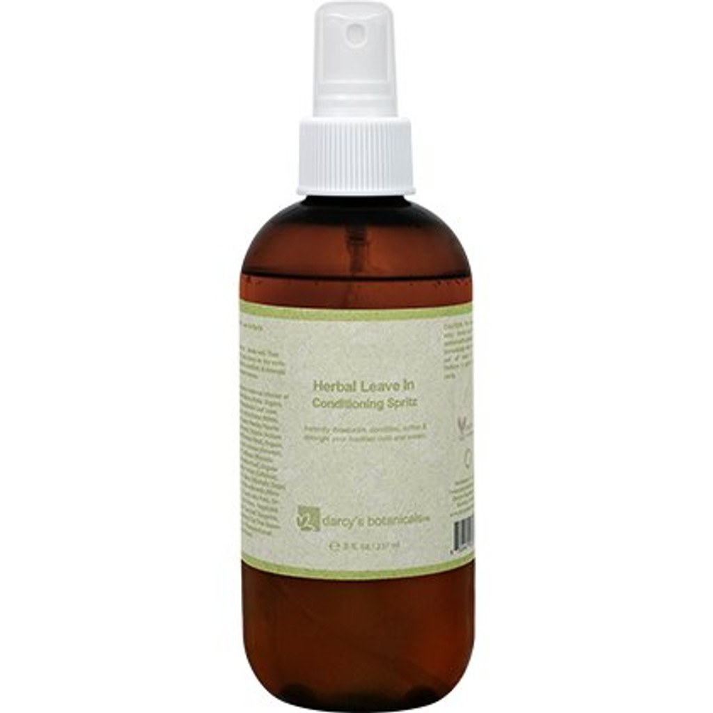 Review: Darcy's Botanicals Herbal Leave-In Conditioning Spritz (8 oz.)